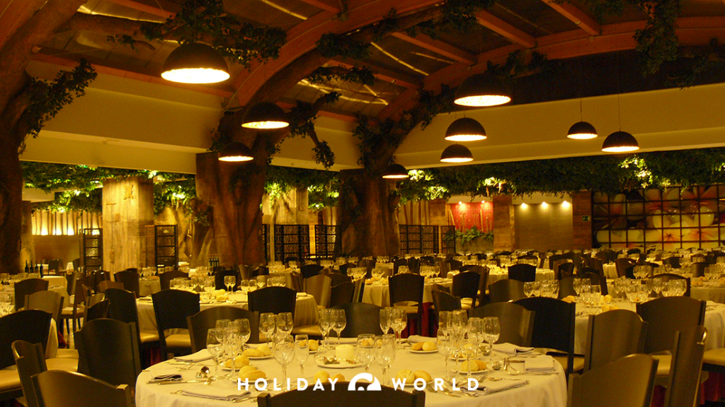 Restaurantes - Holiday World Polynesia Hotel
