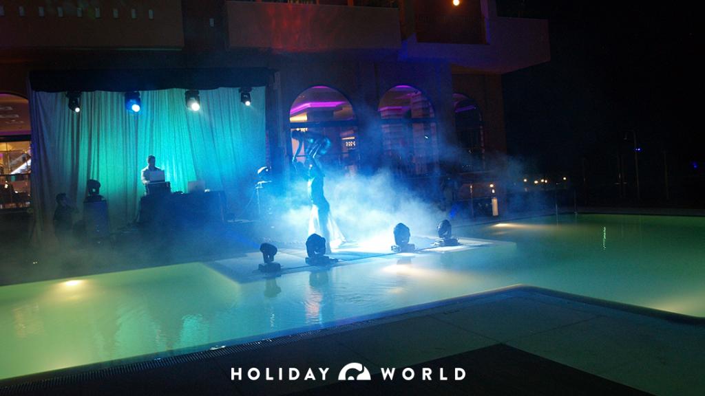 Terraza Hydros - Hydros Hotel & Spa